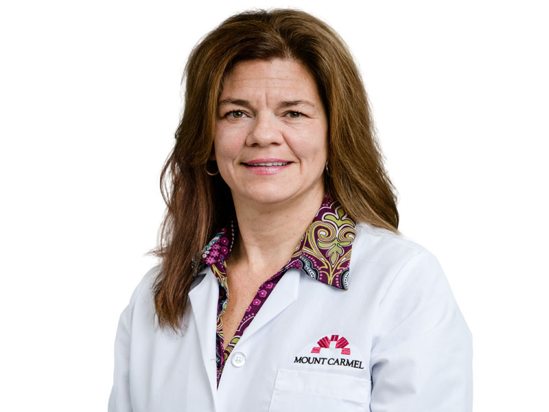 Neurology in Columbus Ohio | Patricia C Garcia, DO | Mount Carmel Health